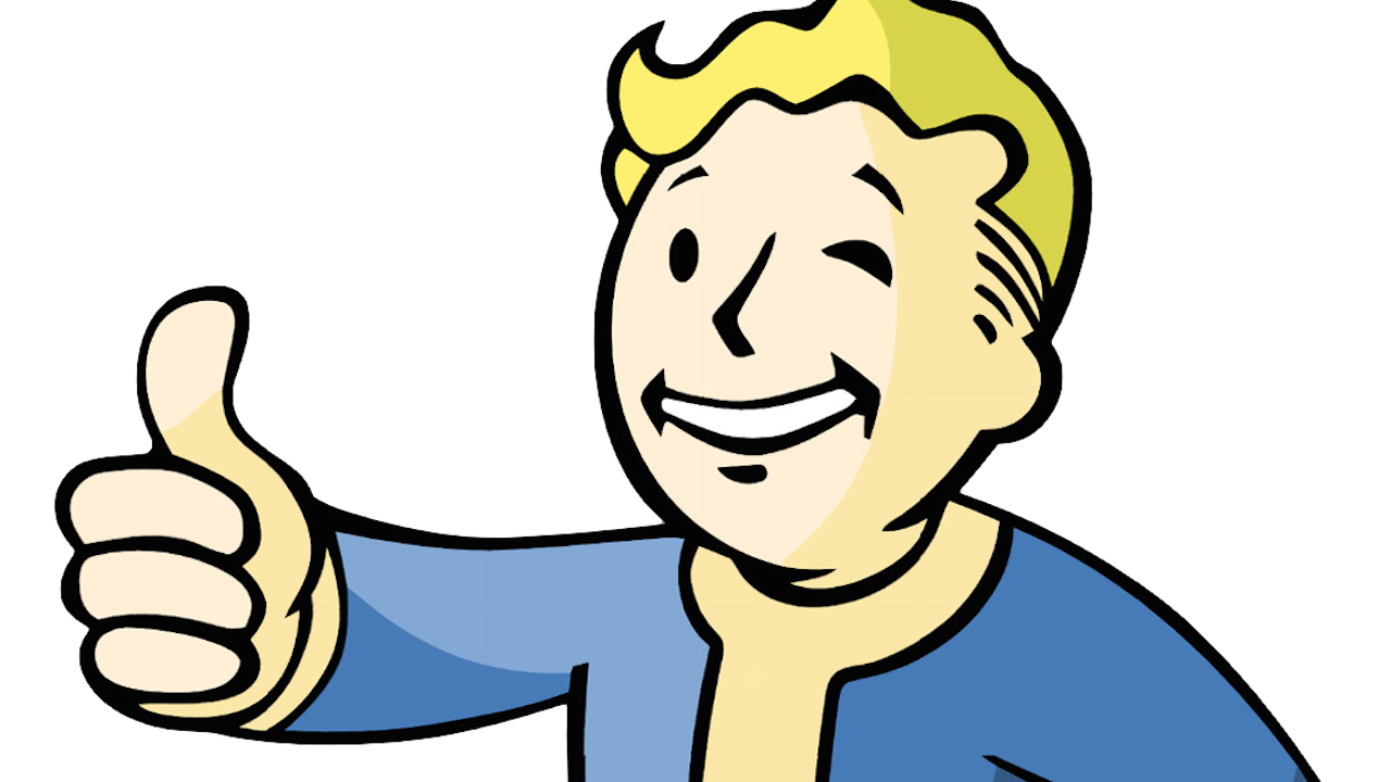 Pip boy logo png. Technology introduced to ign