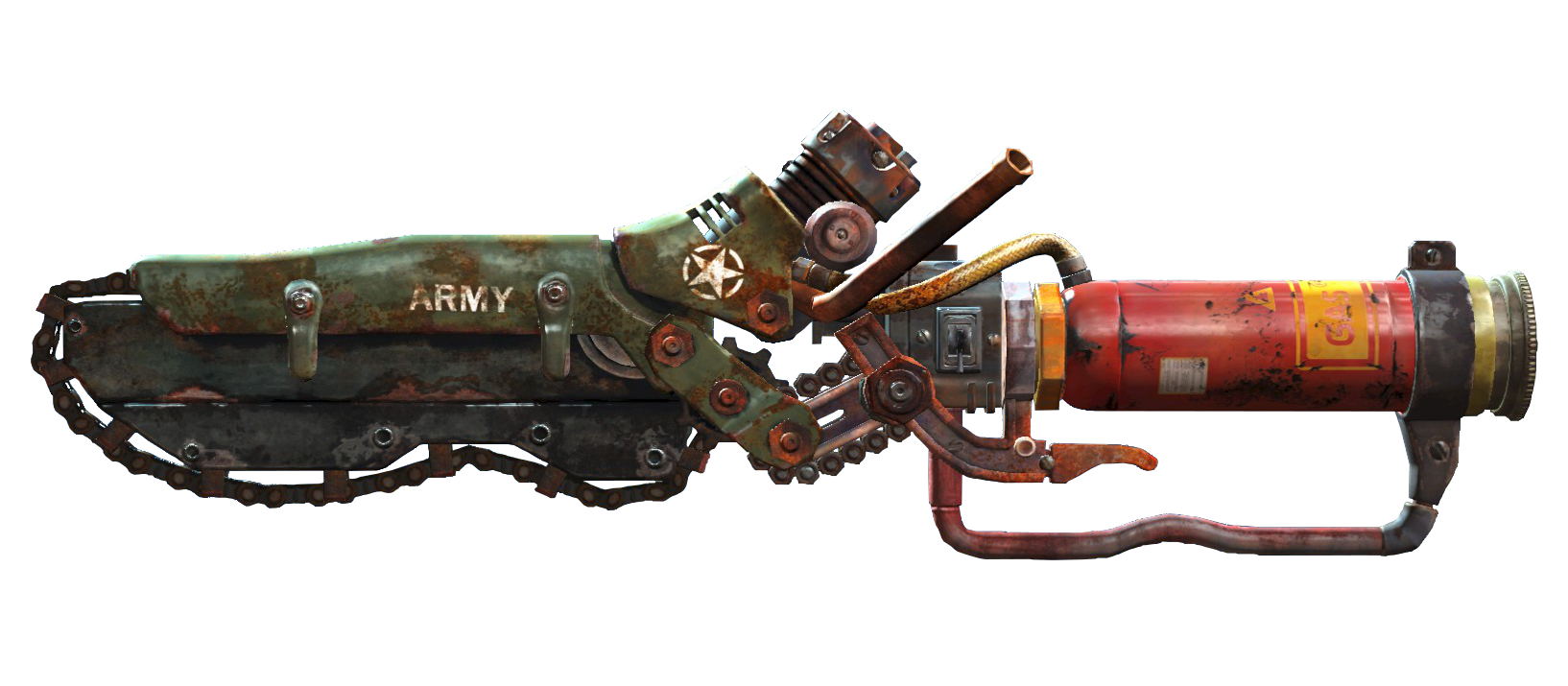 Little big planet cardboard laser cannon png. Image ripper fallout wiki