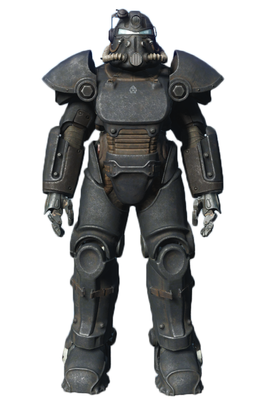 Fallout 4 power armor png