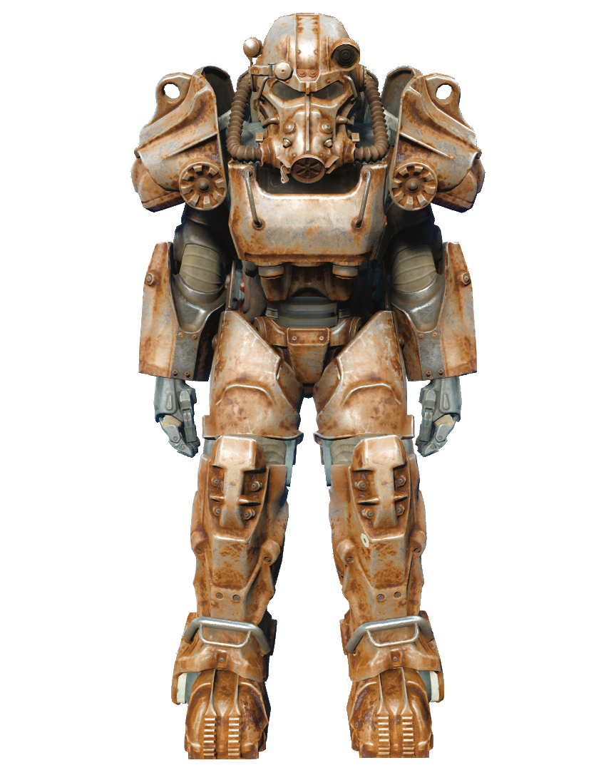 Fallout 4 power armor png. T wiki fandom powered