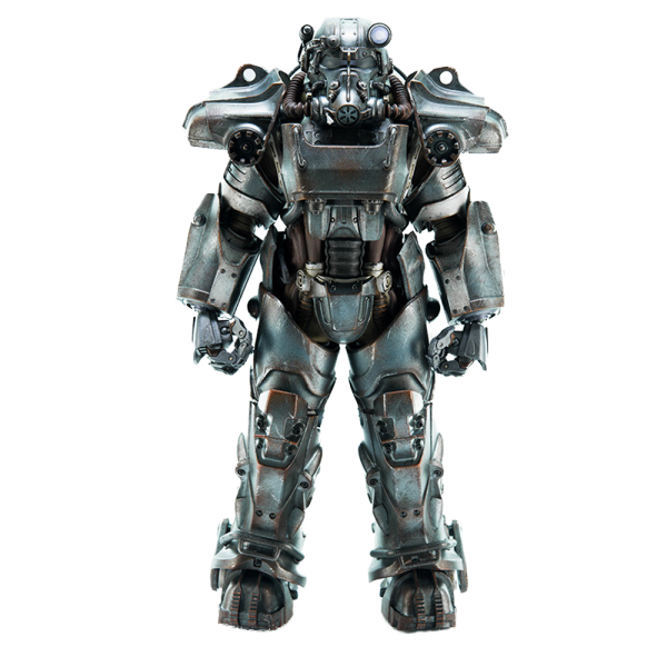 Fallout 4 power armor png. Figure t three a