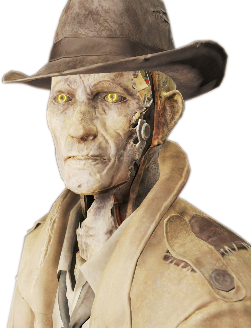 Nick valentine png. Legends of the multi
