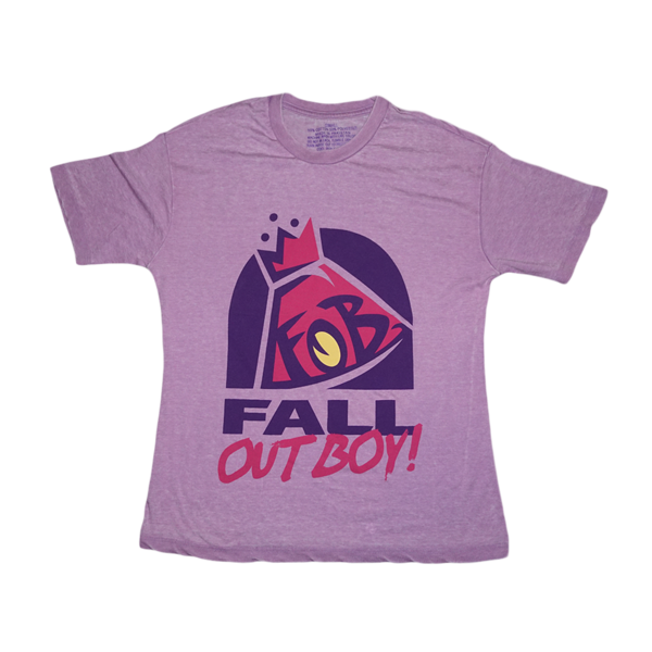 Fallout boy png. Ladies bell tee fall