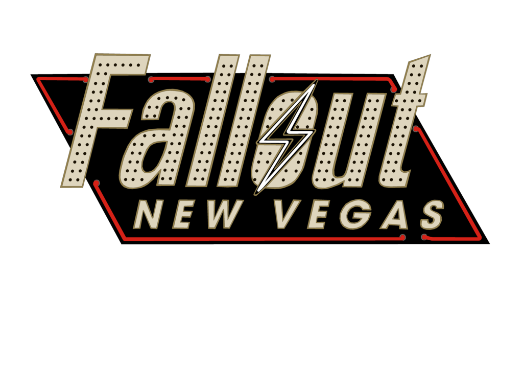 Fallout new vegas png. Logo render by thejackmoriarty