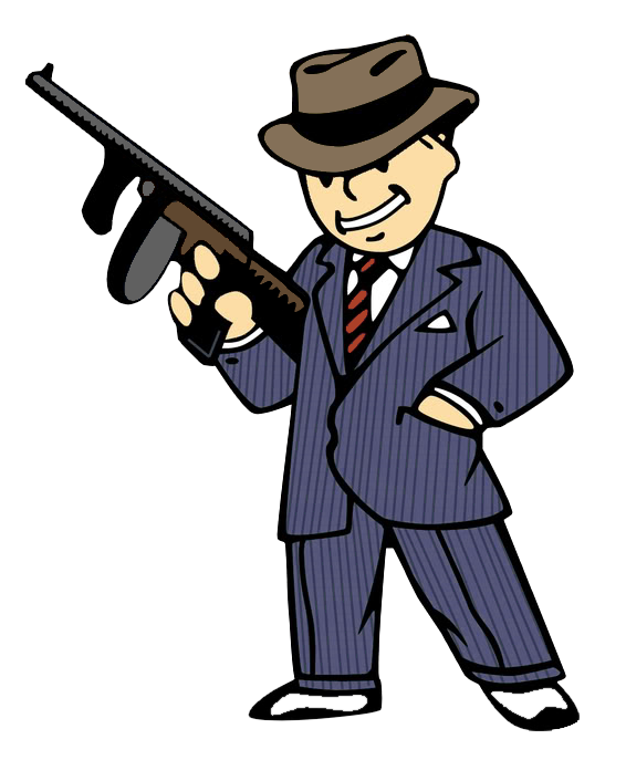 Image mademan wiki fandom. Fallout png clip freeuse
