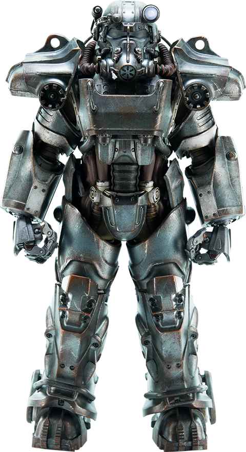 Power armor png. T sixth scale figure
