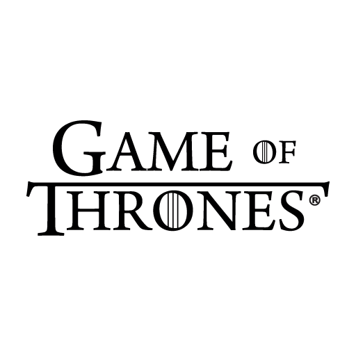 Familia vector logo. Game of thrones in