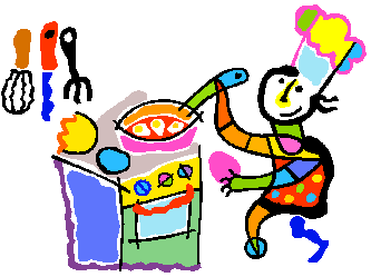 Family clipart cooking. Free cliparts download clip