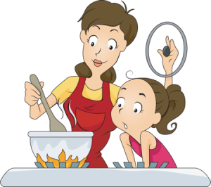 Family clipart cooking. Free classroom cliparts download