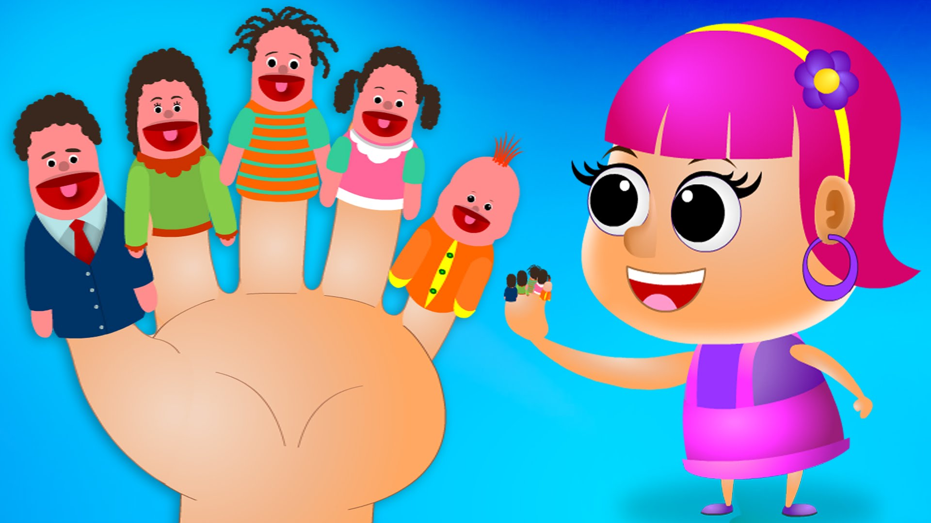 Families clipart puppet. Top finger family collection