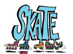 Families clipart roller skating. See you at fres