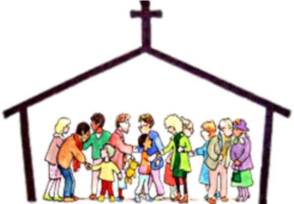 Church community png. Download hd clipart family