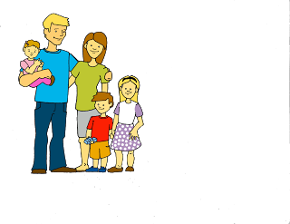 Family clipart frame. Free border cliparts download