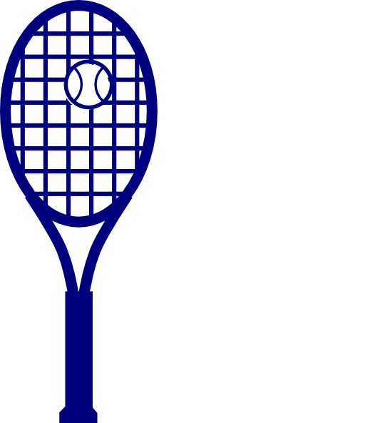 racket clipart tennis team