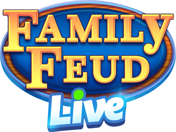 Family feud logo png. Play live on pc