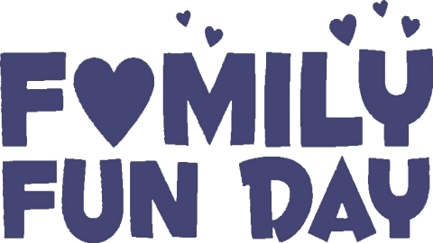 Family fun png. Cfa presents day greater
