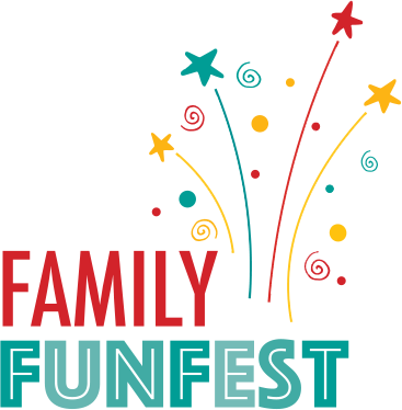 Family fun png transparent. Funfest a event sponsored