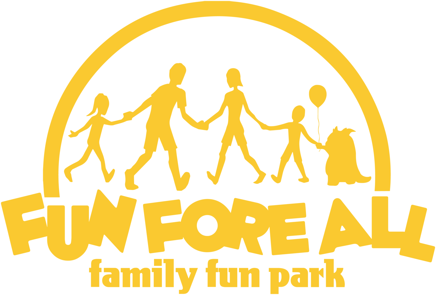 Family fun png transparent. Fore all park