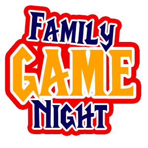 Family games png. Game night
