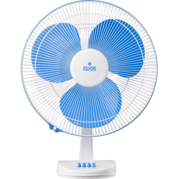 Fan png. Blue table image download