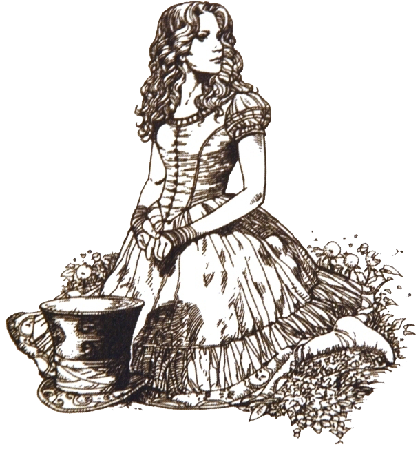 Unique drawing alice in wonderland. Image png wiki fandom