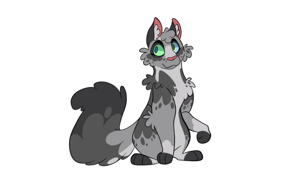 Dovewing by thedoodlefox warriors. Fanart drawing full body banner black and white download
