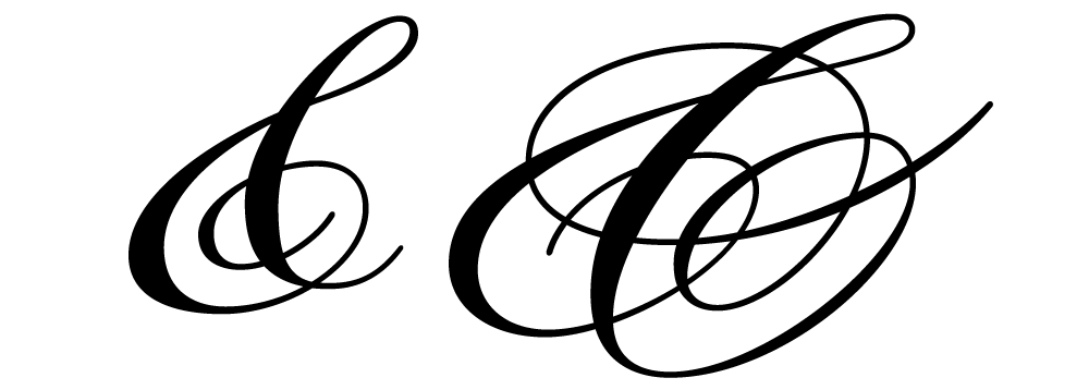 Fancy ampersand png. Plain and ampersands mad