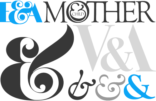 Fancy ampersand png. The ampersands