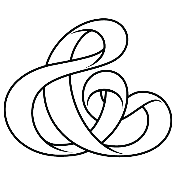 Fancy ampersand png. I ve always wanted