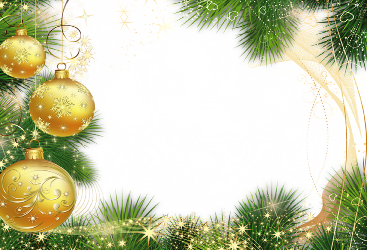 Fancy christmas ornaments background png. Decoration