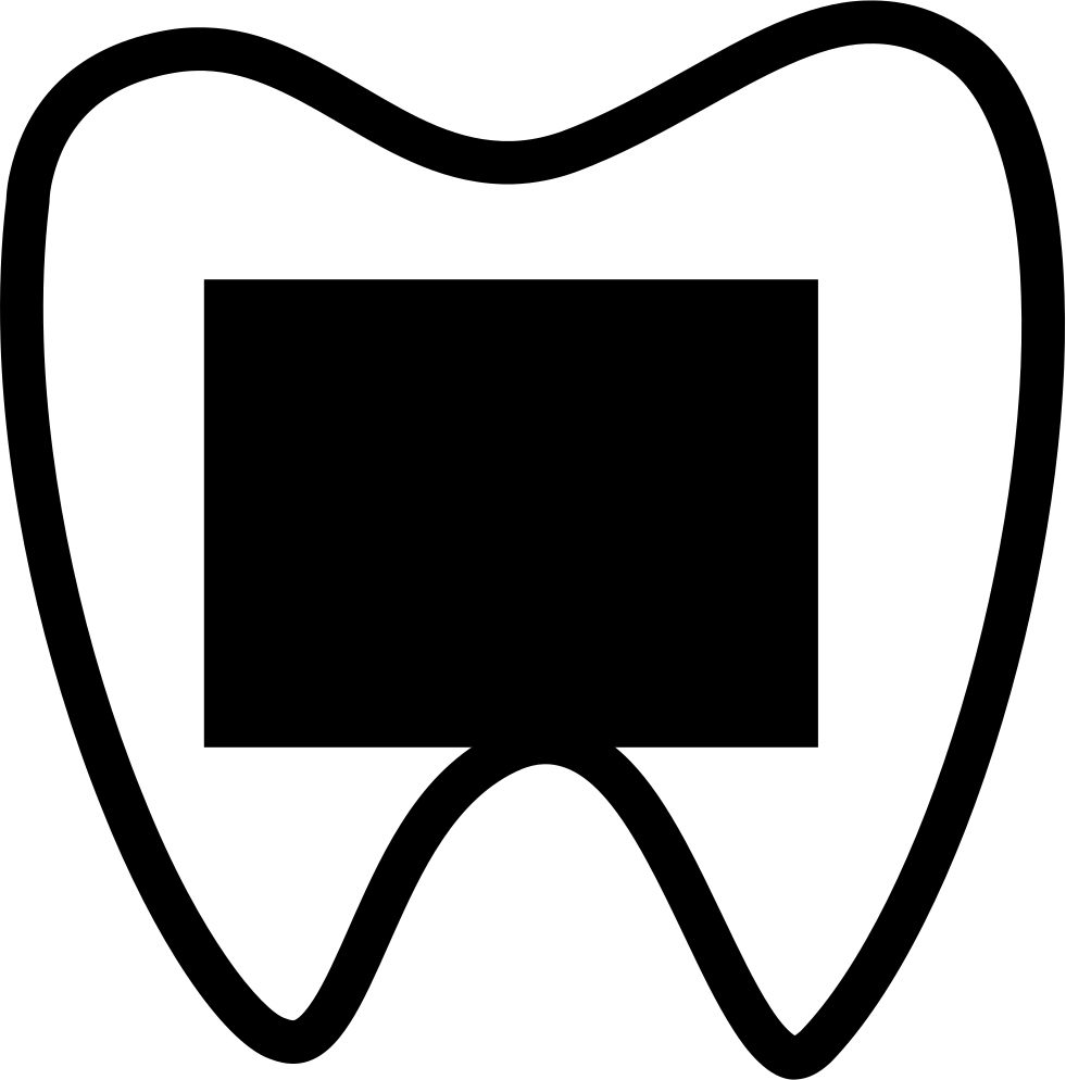 Fang transparent black and white. Svg png icon free