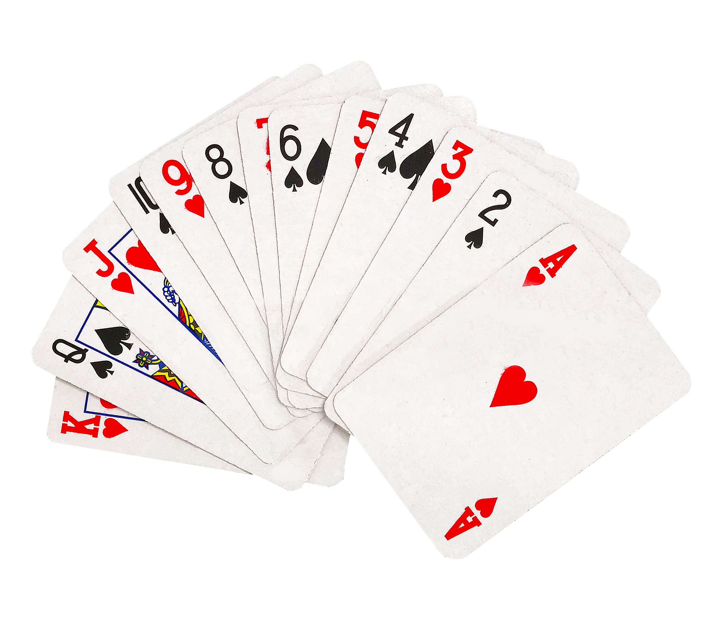 Fanned out cards png. Mini playing leading edge