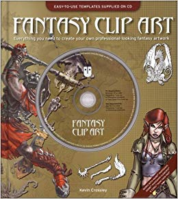 Fantasy clipart book. Clip art everything you