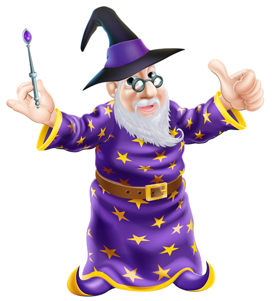 Fantasy clipart wizard. Cartoon png image images