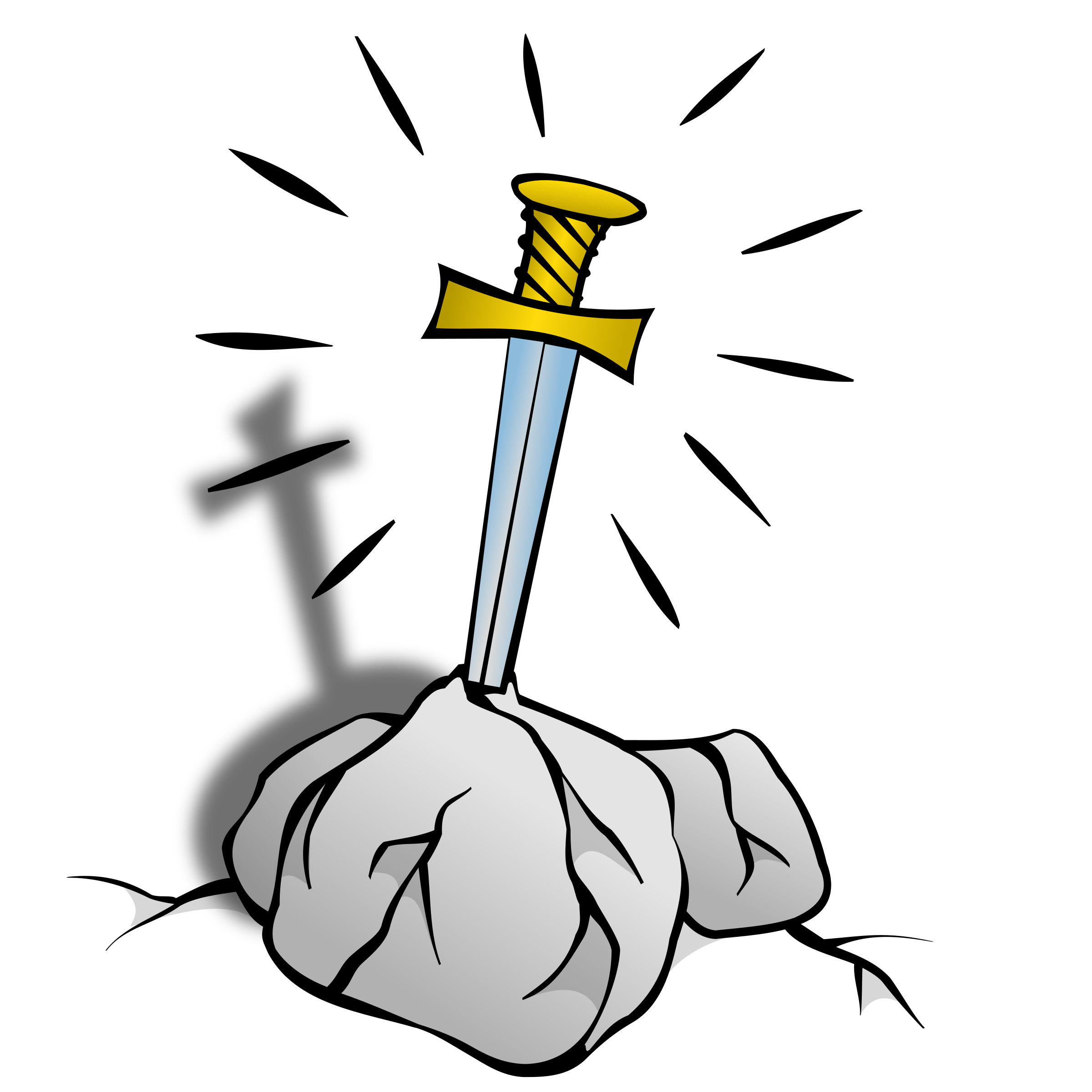 sword in the stone png