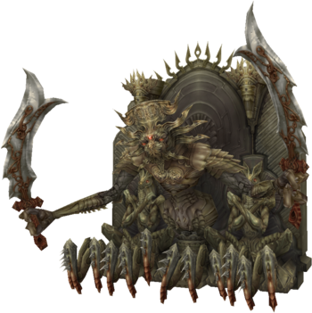 Fantasy wall torch png. Demon final xii wiki
