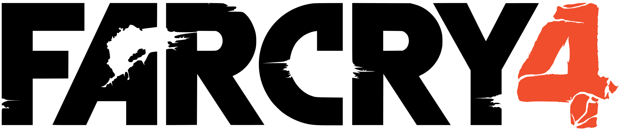 Far cry 4 logo png