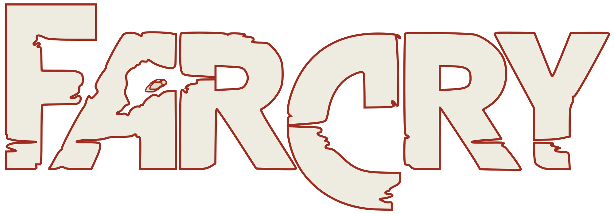 Far cry 5 logo png. Down current problems and
