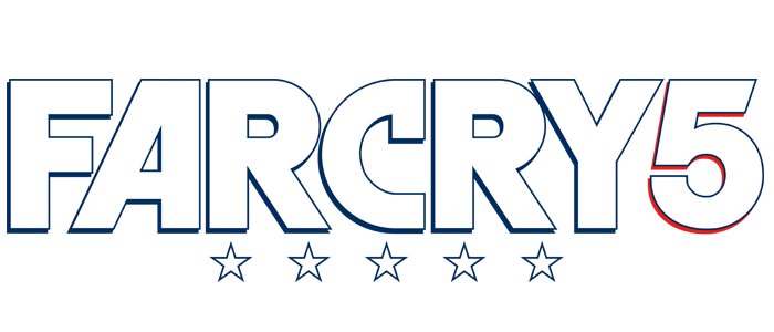 Farcry 5 transparent logo png. Far cry american flag