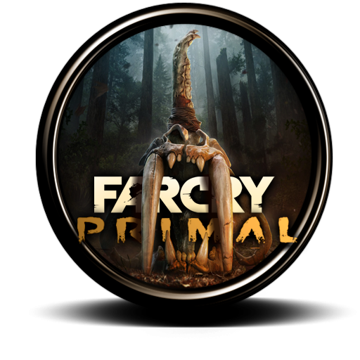 Farcry 5 transparent logo png. Far cry primal icon