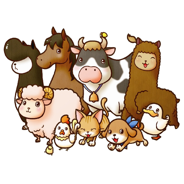 Farm animals clipart png. Collection of high