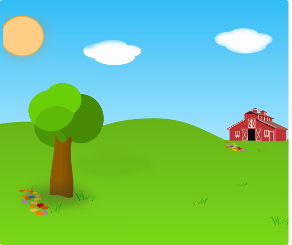barn png farmyard