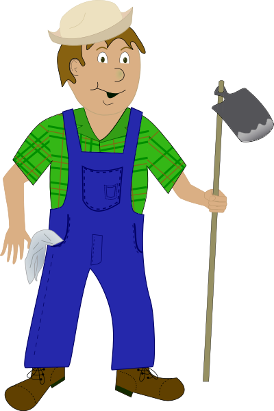 Farmer clipart angry. Farm panda free images