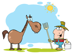 Farm clipart cartoon. Free farmer image acclaim
