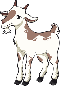 Farm clipart goat. Pin by sue on
