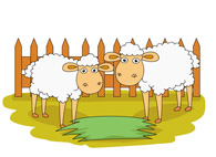 Farm clipart sheep. Free animals clip art