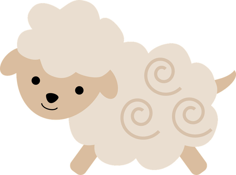 Farm clipart sheep. Red minus animais i