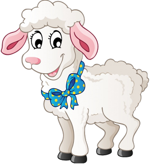 Farm clipart sheep. Funny animal images animals