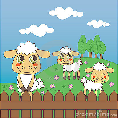 Farm clipart sheep.