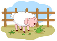 Search results for clip. Farm clipart sheep image transparent
